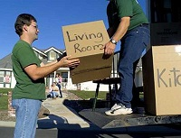 professional moving services